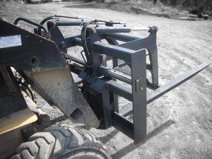 skid steer matting grapple for sale
