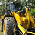 Tysea;s wheel loader guarding is robust and heavy duty.  Our guarding can be manufactured to any specs.